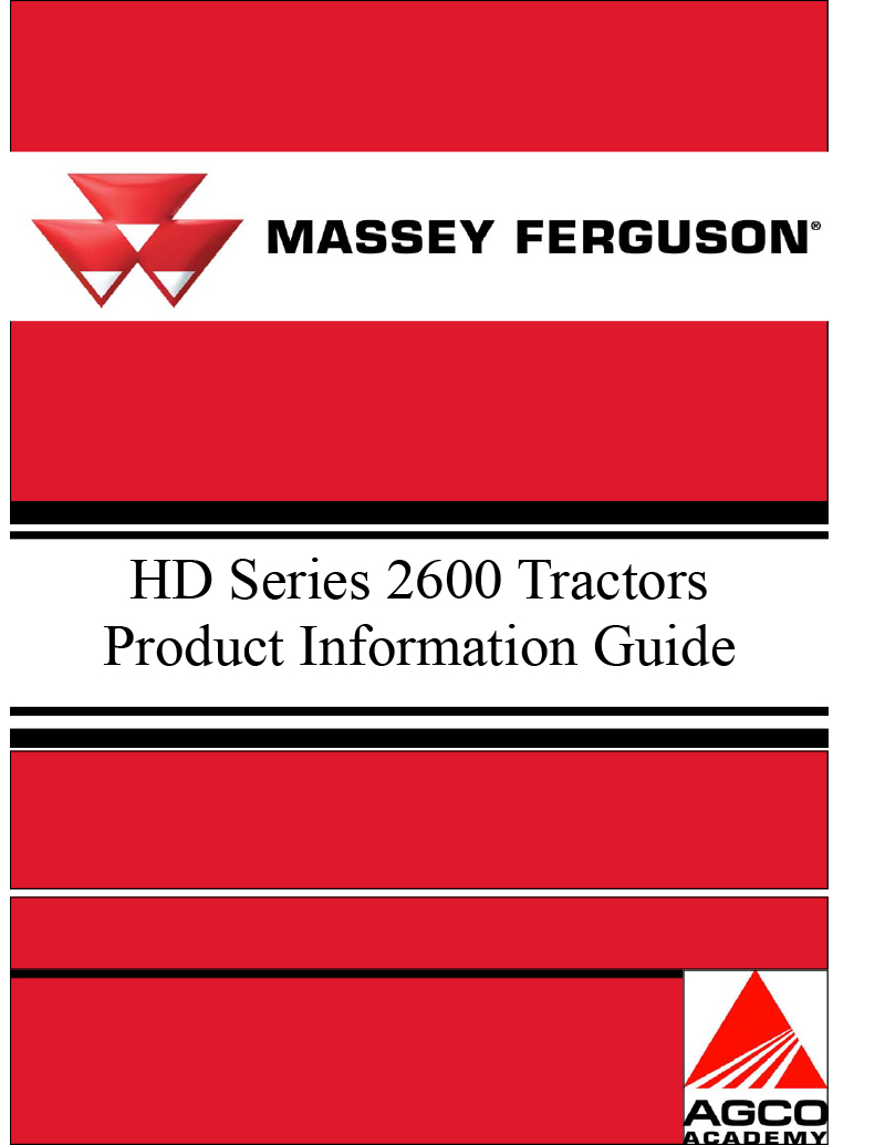 Massey Ferguson Brochures | Fischer Mill Supply, Inc.